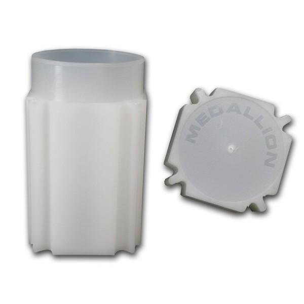 Tubo Coin-Safe Vazio 39mm