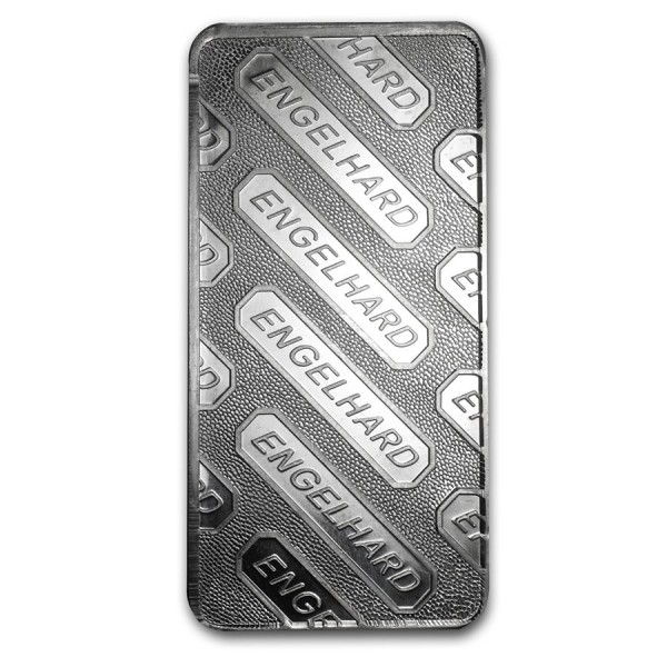 10 Oz Engelhard Silver Bar