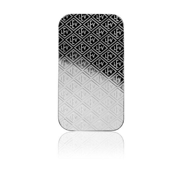 500g Geiger Edelmetalle Silver Bar