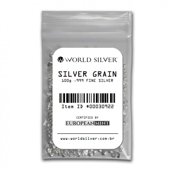 100g .999 Silver Grain Pack