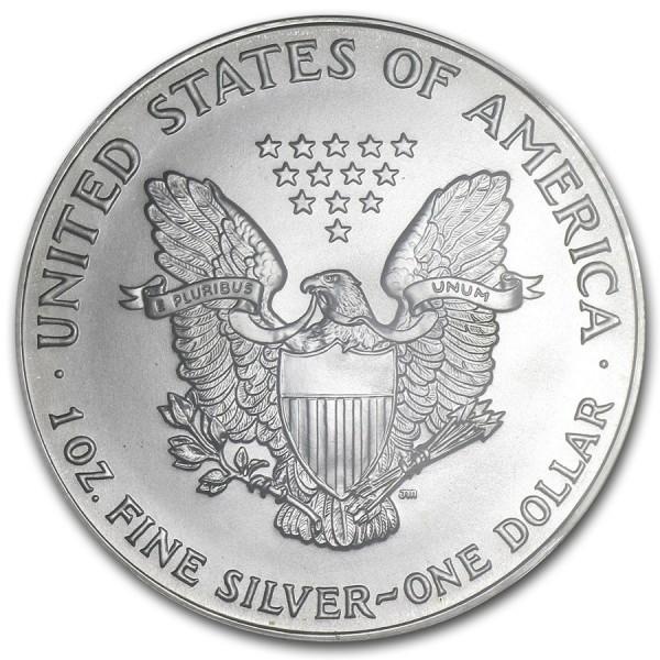 1993 1 Oz NGC MS69 American Silver Eagle