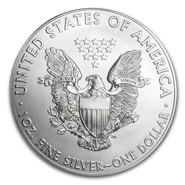 2014 1 Oz US Flag Holographic American Eagle