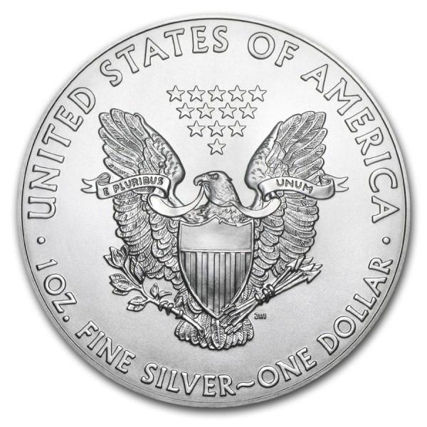 2017 1 Oz American Silver Eagle