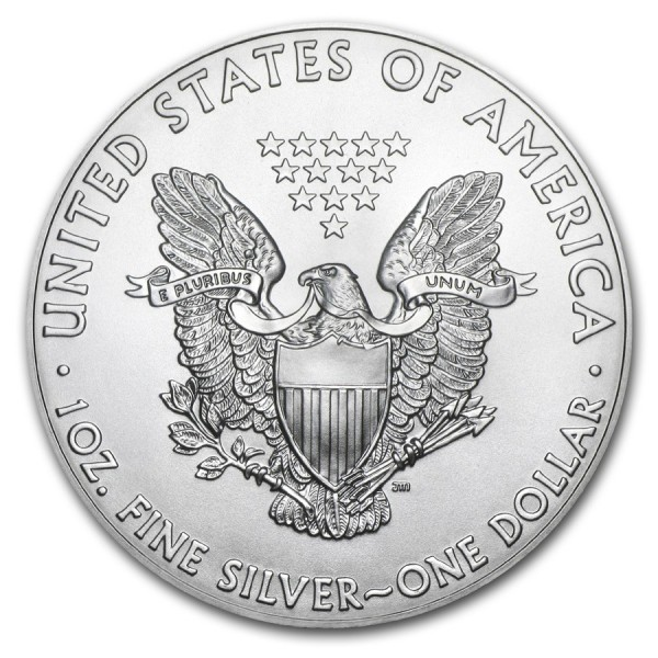 2018 1 Oz American Silver Eagle