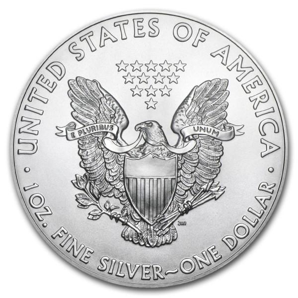 2019 1 Oz American Silver Eagle