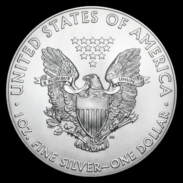 2020 1 Oz American Silver Eagle