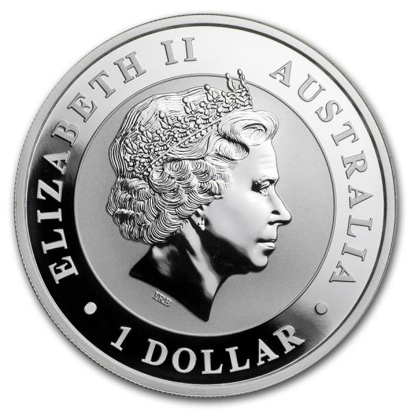 2018 1 Oz Australian Koala
