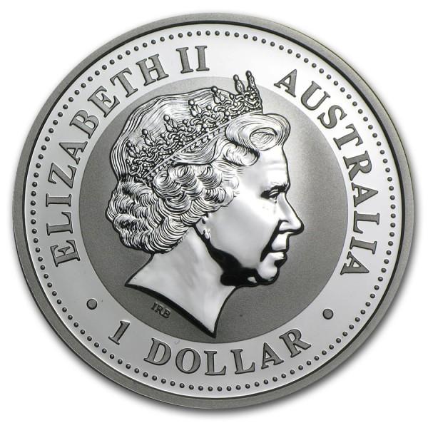 2004 1 Oz Australian Kookaburra