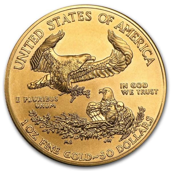 1 Oz American Gold Eagle (Random Year)
