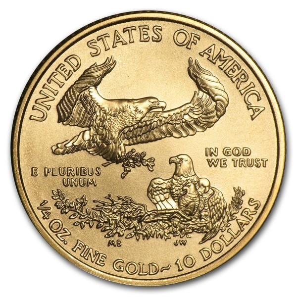 2011 1/4 Oz American Gold Eagle