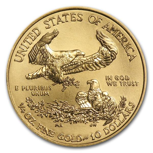 2015 1/4 Oz American Gold Eagle