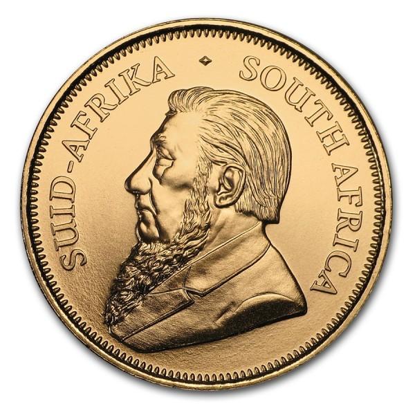 2017 1 Oz South Africa Gold Krugerrand
