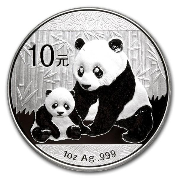 2012 1 Oz Chinese Panda
