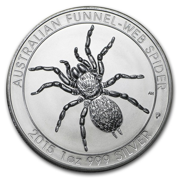 2015 1 Oz Australian Funnel-Web Spider