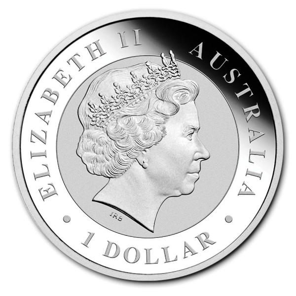 2013 1 Oz The Australian Stock Horse Deluxe Edition