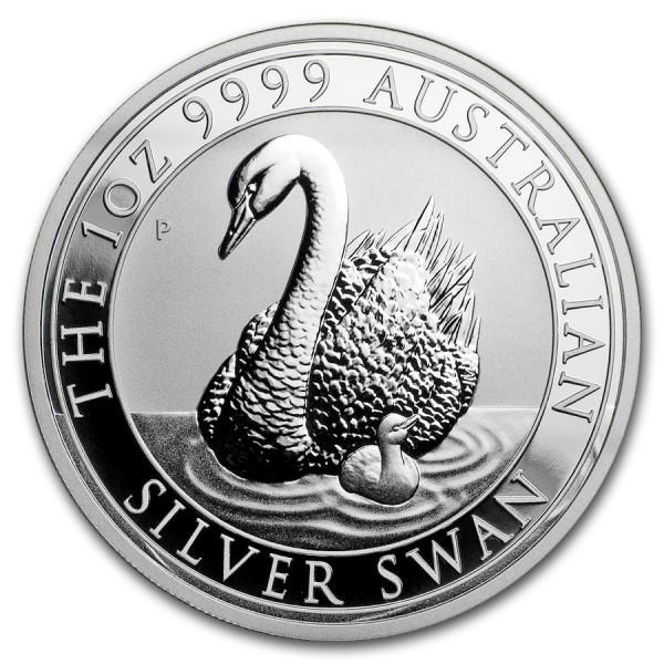 2018 1 Oz Australian Swan