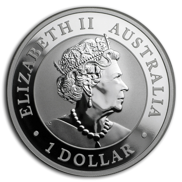 2019 1 Oz Australian Wedge-tailed Eagle
