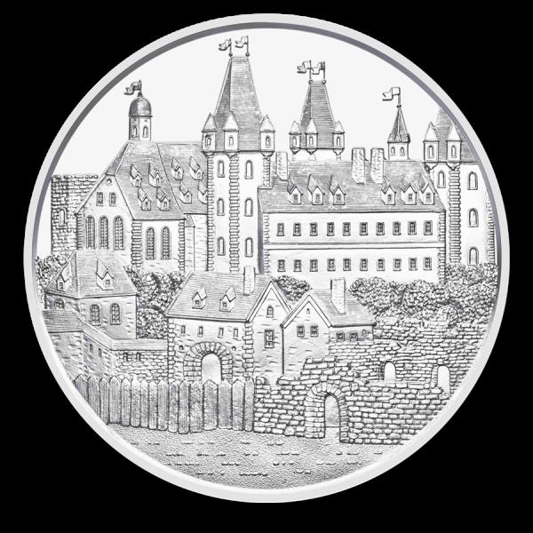 2019 1 Oz 825Th Anniversary Of Austrian Mint Wiener Neustadt