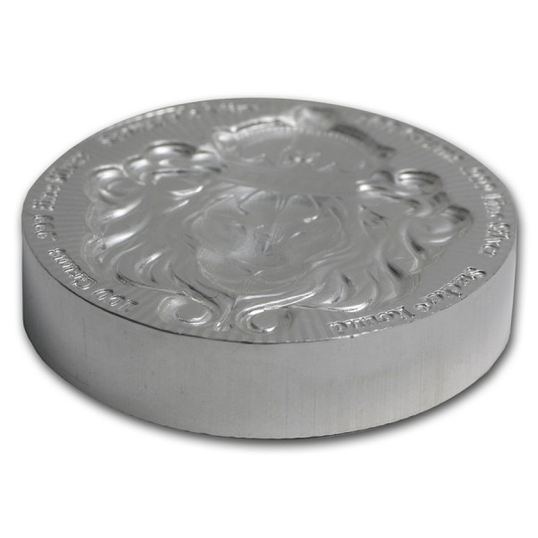100g Stackable Scottsdale Silver Round