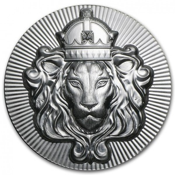 2 Oz Stackable Scottsdale Silver Round